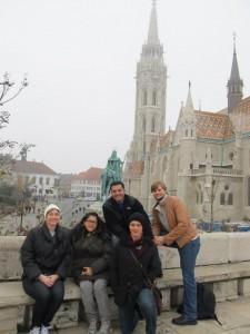US mentors in Europe
