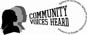 community voice heard